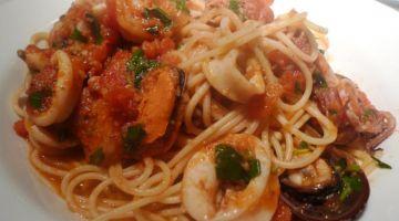 Espaguete Caiçara