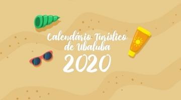 O Calendário Turístico de Ubatuba 2020 já está disponível!